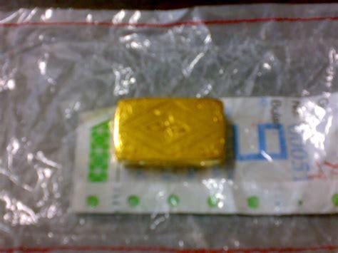 jembatan ampera  kota palembang emas batangan palsu