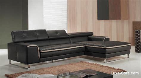 canapé angle cuir design photos canapé d 39 angle cuir design