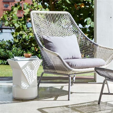 huron large lounge chair cushion west elm