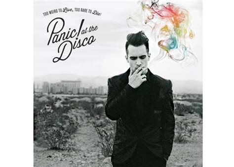 Best Panic At The Disco Album The Outlook Panic Changes Sound For Better In New Album