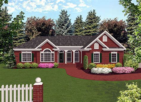 House Plan 92421 At Familyhomeplanscom