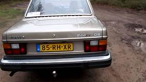 Volvo 244 Gl D6 Diesel 1979 Walk Around