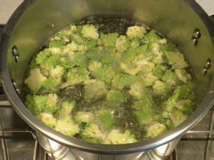 cuisine facile comment pr 233 parer du chou romanesco
