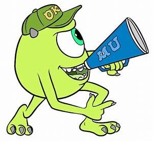 Monsters University Clip Art 2 | Disney Clip Art Galore