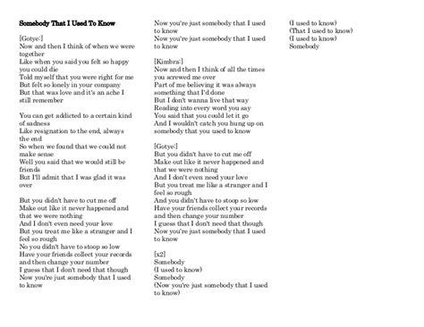 One In A Million Testo Lyrics