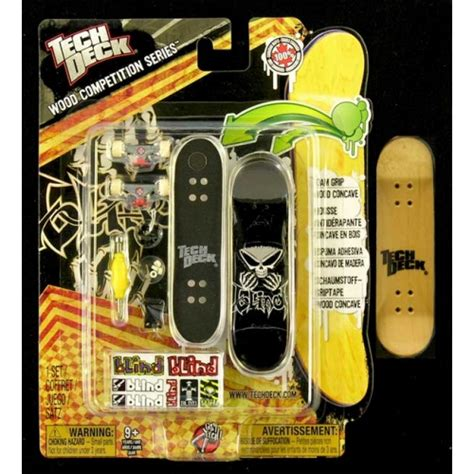 Tech Deck Wood Competition Series Walmart by Fingerboard Wood Competition Series Tech Deck Blind
