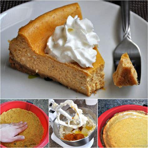 You get three flavors to choose from: Pumpkin Cheesecake | Cheesecake factory pumpkin cheesecake, Mini pumpkin cheesecake, Desserts