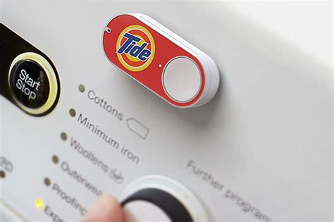 amazons dash button exemplifies iot laziness news