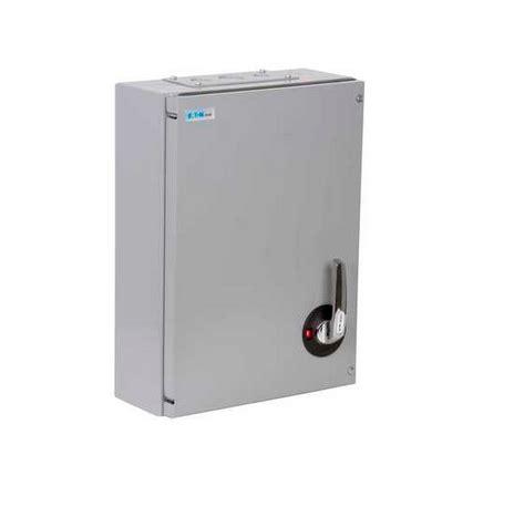 Eaton Mem Kxtncf Exel Grey Three Phase Tpn Switch