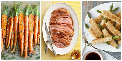 what to make for easter dinner 70 easter dinner recipes food ideas easter menu country living