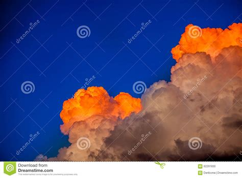 colored clouds different colored clouds stock photo image 62291830