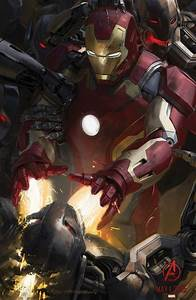 SDCC 2014: Two New 'Avengers: Age of Ultron' Concept Art ...