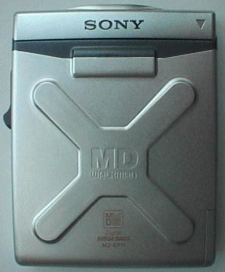 Nic Boyde's Minidisc Equipment and other Japanese ...