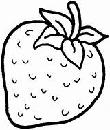 Strawberry Coloring Colouring Pages Shortcake Drawing Printable Fruit Line Strawberries Drawings Getdrawings Sheets Sweet Fruits Sour Pyramid Earth Banana Templates sketch template
