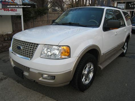 ford expedition wd eddie bauer   cheap truck