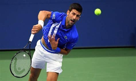 From wikimedia commons, the free media repository. Novak Đoković izbačen s US Opena; lopticom je u glavu pogodio sutkinju - tportal