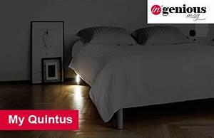 Pied De Lit Lumineux : my quintus pieds de lit lumineux ~ Melissatoandfro.com Idées de Décoration