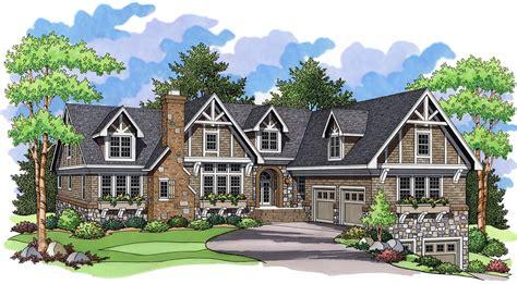 Exquisite Italianate House Plan
