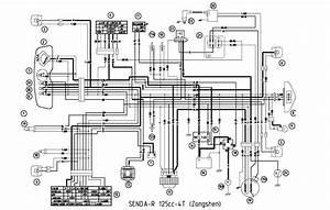 Odbudowa Instalacji Elektrycznej 12v Derby Senda Baya 125 Ccm