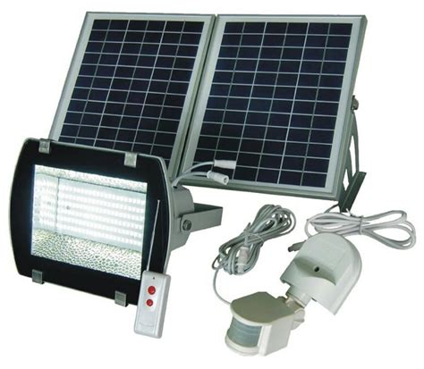 industrial grade solar flood light for your home or