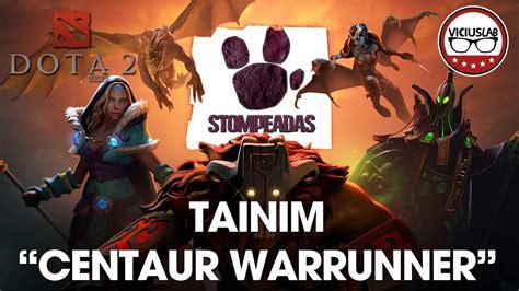dota 2 gameplay centaur warrunner stompeadas team espa 209 ol viciuslab youtube
