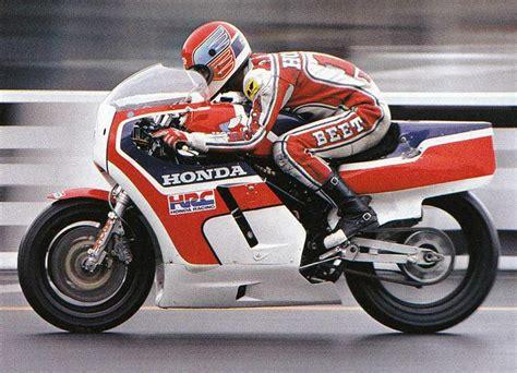 Freddie Spencer Explains Motorcycle Racing
