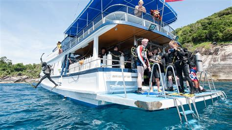 Scuba Dive Trips by Phuket Thailand Local Dive Trips Day Trip Diving