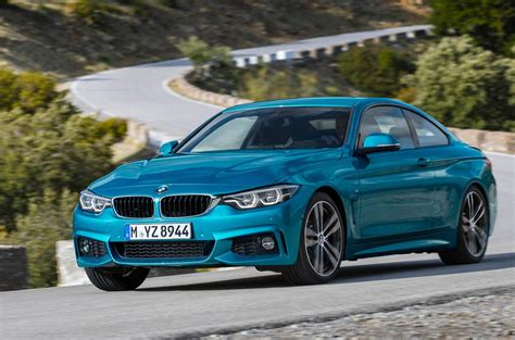 2017 BMW 4 Series facelift priced from £32,580   Autocar