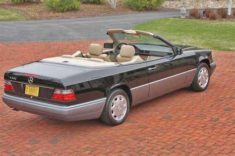mercedes w124 cabrio mercedes mercedes e class and modern