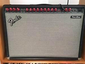 Fender Power Chorus 1992 Black Tolex