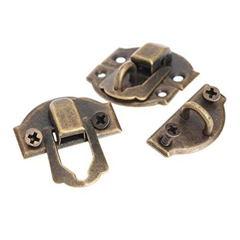 decorative latches for boxes dophee 10pcs latches antique brass decorative hasp jewelry
