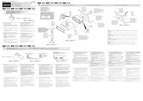 clarion nz500 wiring diagram wiring diagram and