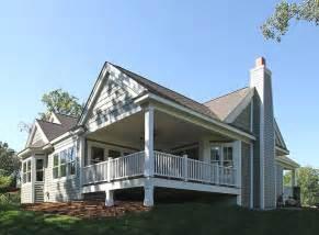 Northwest House Plan With First Floor Master