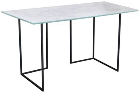 plateau de verre pour bureau plateau de bureau verre imprimé bureau pas cher