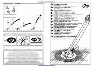 Manual De Instrucciones Limpiafondos Gre Autom U00e1tico Por