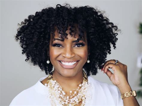 Latest Curly Hairstyles For African American Women