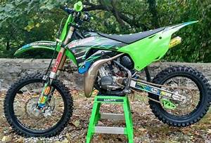 2014 Kawasaki Kx100 Built By Pro Circuit To 109cc  U0026 Pro
