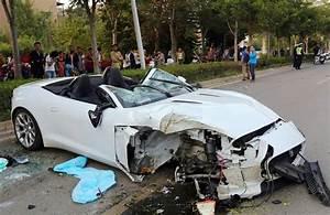 Dead body of boy racer Tao Lung left in street as ...