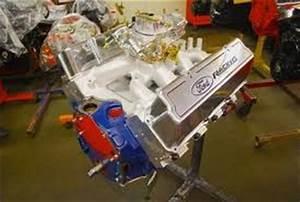Motores Ford 302 351 460 Callejero O Para 1  4 Milla