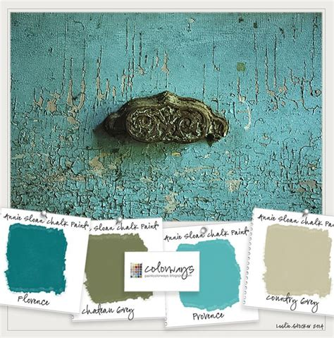 inspired by turquoise colorways paint colors