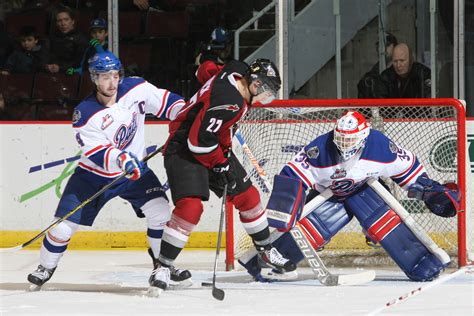 Pats Down Giants 6-2 - Vancouver Giants