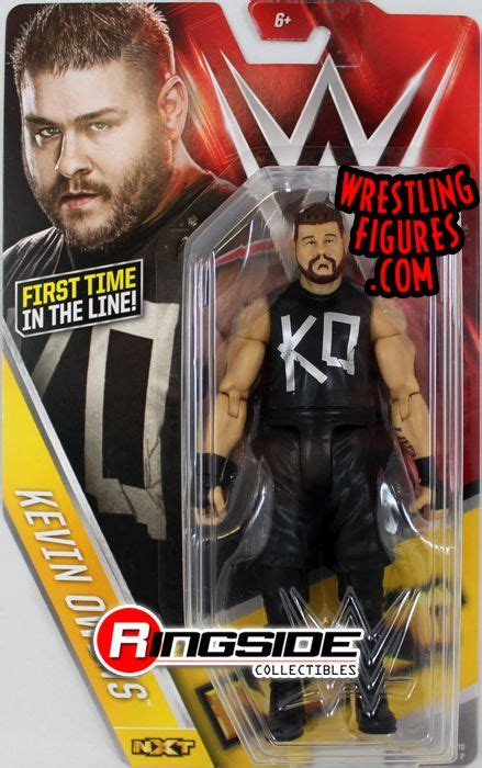 kevin owens wwe series  wwe toy wrestling action