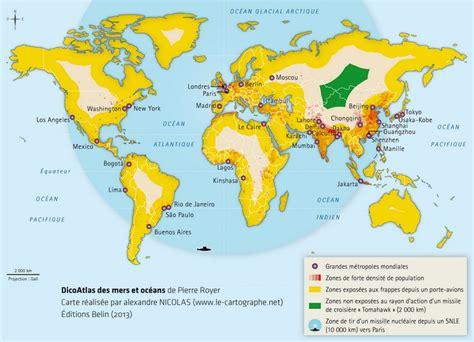 Carte Des Mers Dans Le Monde by Dicoatlas Des Mers Et Des Oc 233 Ans