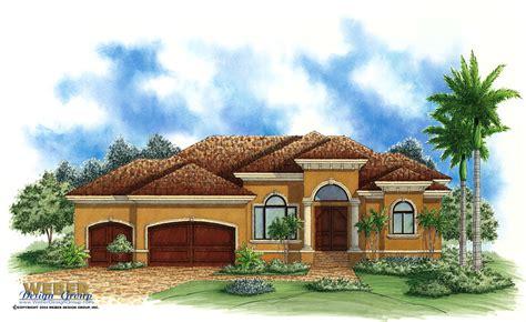 Mediterranean Villa House Plans by Villa Small Mediterranean Style House Plans Tuscan