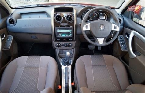 duster renault interior 7 seater renault grand duster price release date