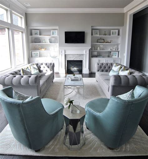 gray tufted best 25 living room furniture ideas on living