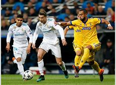 Real Madrid 13 Juventus Ronaldo rescues Madrid from a