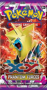 Pokémon TCG: XY—Phantom Forces Available November 5th ...