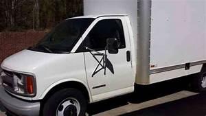 Chevrolet 3500 Express  2002    Van    Box Trucks