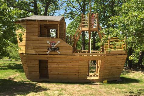 davy jones locker pirateship plan  kids pauls